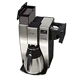 Mr. Coffee Optimal Brew 10-Cup Thermal Coffeemaker System, PSTX91 by Mr. Coffee