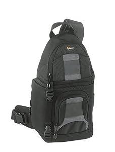 Lowepro SlingShot 100 All-Weather Digital Camera Backpack - Black