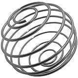1 x gymadvisor MIXER BALL stainless steel blender whisk (spare for protein shaker)
