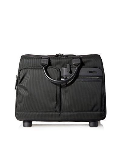 ZERO Halliburton Zest Wheeled Briefcase, Black