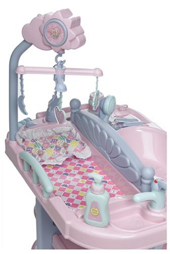CP Toys Baby Doll Changing Table and Care Center with Accessories - 1