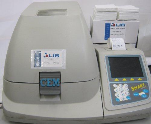 Cem: Smart System5 Microwave Moisture Analyzer