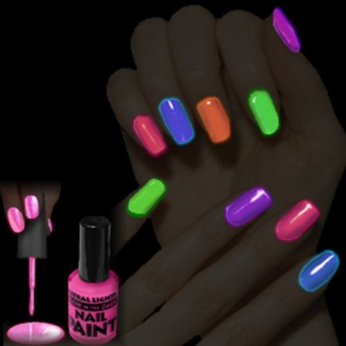Homemade uv nail light inc