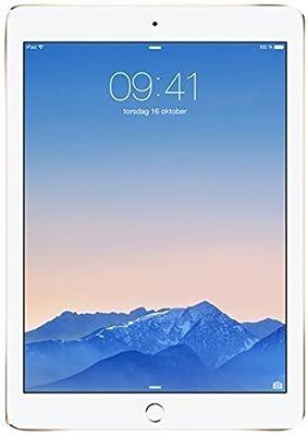 Apple iPad Air 2 NEWEST VERSION (Certified Refurbished)