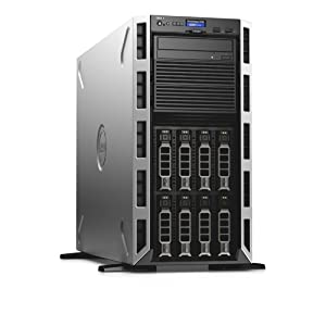 Dell PowerEdge T430 5U Tower Server - 1 x Intel Xeon E5-2620 v4 Octa-core (8 Core) 2.10 GHz - 8 GB Installed DDR4 SDRAM