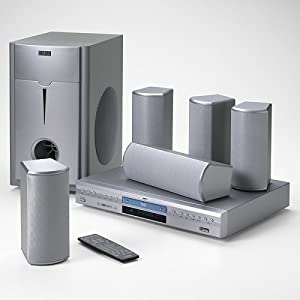 AMW T-352 Dolby Digital Home Theater System (Discontinued by Manufacturer)