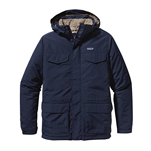 Patagonia Isthmus Parka navy blue