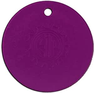Amazon.com : Nikola Tesla Purple Energy Plates - Small ...