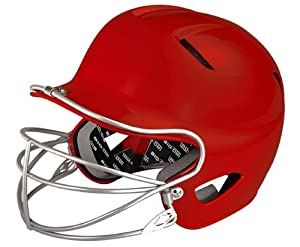 Buy Easton Natural Junior Batting Helmet with Mask by Easton