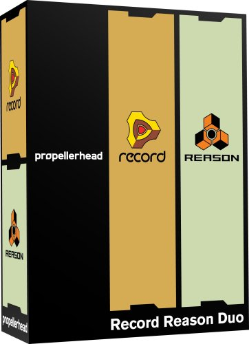 Propellerhead Record Reason Duo - Recording Software Package