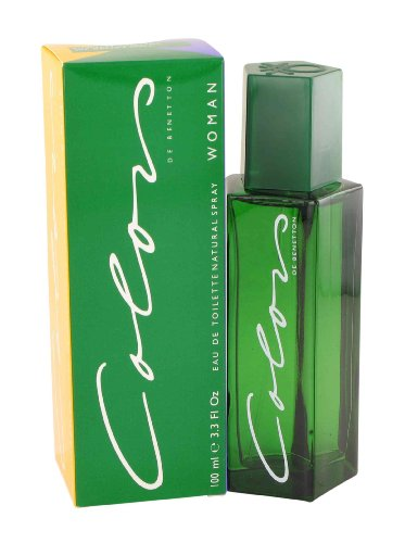 COLORS by Benetton, Eau De Toilette Spray 3.4 oz, Women Picture