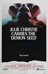 Demon Seed POSTER Movie (27 x 40 Inches - 69cm x 102cm) (1977) (Style B)