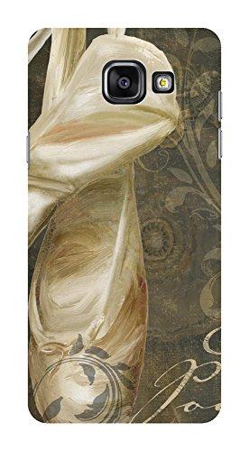 Koveru Back Cover Case for Samsung Galaxy A5-2016 - Ballerina Slippers