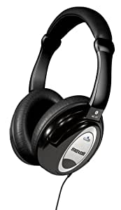Maxell NC-IV Superior Noise Cancellation Headphones