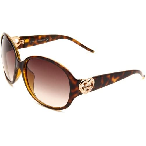 round sunglasses for women  women's gucci 3530/f/s