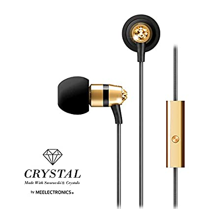 MEElectronics Crystal In Ear Headset Image