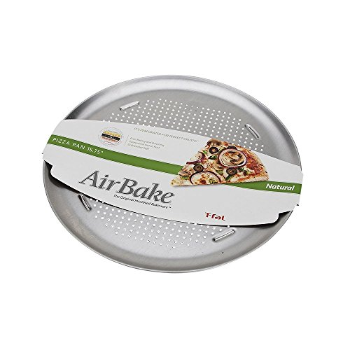 Airbake Natural Large Aluminum Pizza Pan, 15.75in (Large Pizza Pan compare prices)