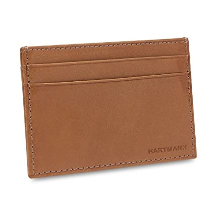 Hartmann Belting Leather Calling Card Case