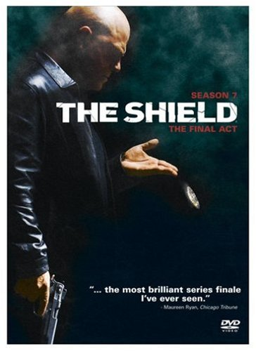Cover art for  The Shield: Season 7 - The Final Act