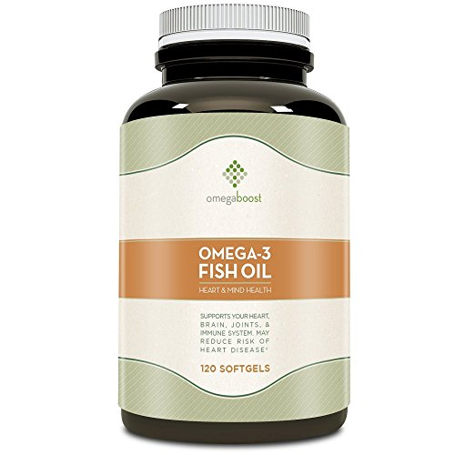 Top best 5 fish oil supplement for sale 2016 product for Best fish oil capsules