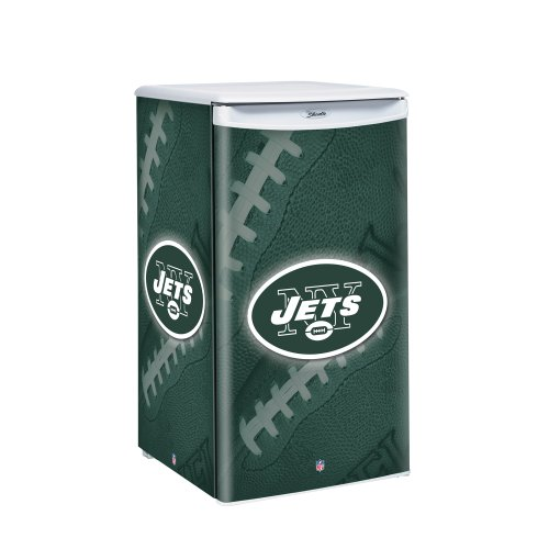 NFL New York Jets Counter Top Refrigerator