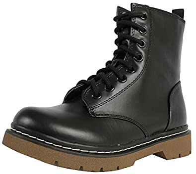 Popular Soda Grunge Womens Boots Black In Sizes From Tilly39s