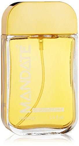 Eden Classics, Mandate, Eau de Toilette Spray Uomo, 100 ml