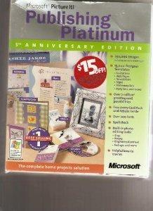 Picture It! Publishing Platinum 2002 Anniversary Edition