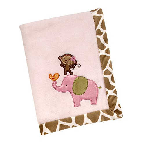 Carter's Jungle Collection Blanket - 1
