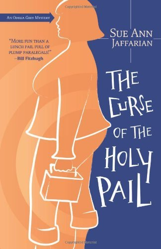 The Curse of the Holy Pail (The Odelia Grey Mysteries)