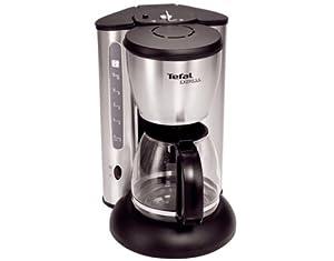 Tefal CM 4155 Kaffeemaschine Express Glas Edelstahl, Testmagazin Urteil Gut 01/2011