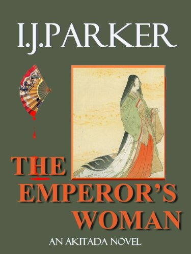 I.J. Parker's The Emperor's Woman (Akitada Mysteries) to Sponsor Freebies & Great Bargains on KND Historical Fiction Search Pages