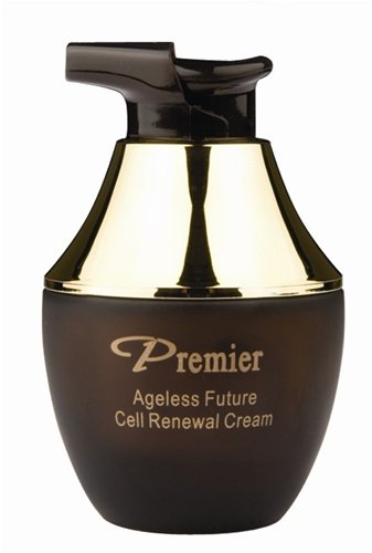 Premier Dead Sea Ageless Future Cell-Renewal Cream, All Skin Types, 2-Fluid Ounce