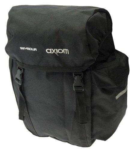 Axiom Seymour LX Pannier Set (Black)
