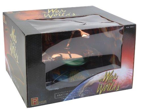 ペガサスホビー 1/48 宇宙戦争 マーシャンズ・ウォーマシン 塗装済完成品 PH9901