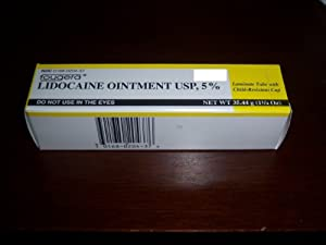 xylocaine ointment 5 35 g