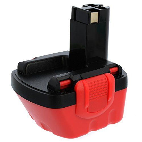 Batteria alta qualità 12v 2,0Ah Ni-Cd compatibile Bosch PSR12VE-2, PSR1200, PSR12-2, PSR12, PSR 1200, PSR 12-2, PSR 12 VE-2, PSR 12, PSB12VE-2, PSB 12 VE-2, PAG12V, PAG 12V, GSR12VE-2, GSR12V, GSR12-2, GSR12-1, GSR 12-2, GSR 12-1, GSR 12 VE-2, GSR 12 V, GSB12VE-2, GSB 12 VE-2, GLI12V, GLI 12V, GDS12V, GDS 12 V, GDR12V, GDR 12 V, EXACT 12, 34612, 3455-01, 3455, 3360K, 3360, 32612, 23612, 22612
