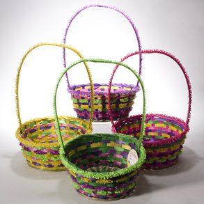 Buy Trimmed Easter Basket