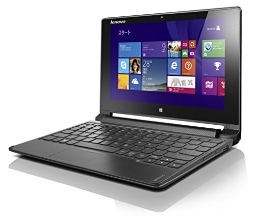 Lenovo ノートパソコン IdeaPad Flex 10 Bing(Windows 8.1 with Bing 64bit/Office Home & Business 2013/10.1型/Celeron N2840)59434767