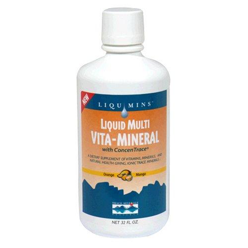 Liqumins Liquid Multi Vita-Mineral avec