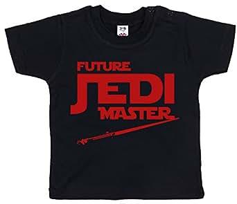 Iie future jedi master baby boy t shirt amazon co uk clothing