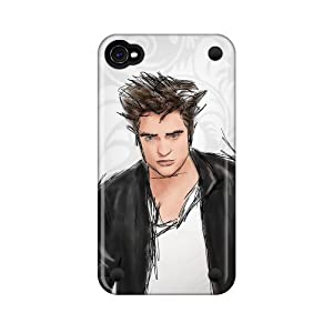 Robert Pattinson Cell Phone Number on Amazon Com  Robert Pattinson Iphone 4 4s Dual Case  Cell Phones