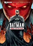 BATMAN UNDER THE RED HOOD - US ANIMATED MOVIE FILM WALL POSTER - 30CM X 43CM