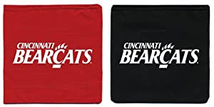 Buy Baggo 5090 University of Cincinnati Bearcats Cornhole Game Bean Bags, Red and Black, 8-Pack by Baggo