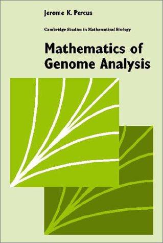 Mathematics of Genome Analysis