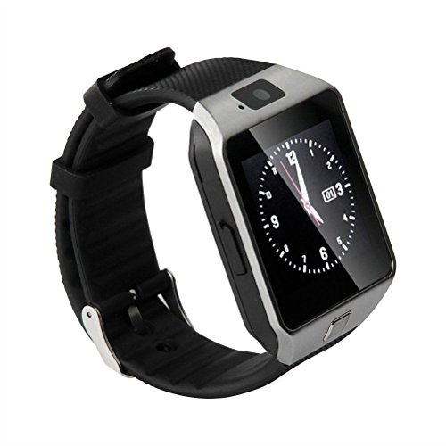 Corelink Orologio Smart Smart Watch Bluetooth 3,0 Tel š Š Audio Intelligente Braccialetto Schermo C š ¢ Mara T š ¢ Ctil Per Android Samsung HTC LG Huawei Xiaomi Orologio Sportivo SIM/TF