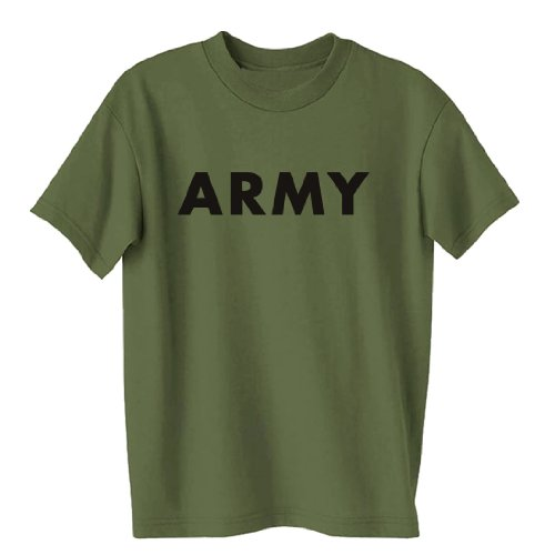 Childrens Army Clothing back-1035246