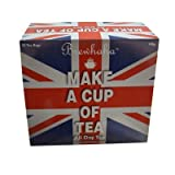 Brewhaha Make A Cup Of Tea (Union Jack All Day Tea) (50 Tea Bags/100g)