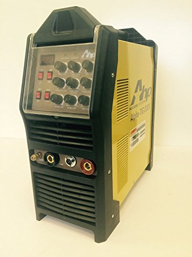 2016 AHP AlphaTIG 200X 200 Amp IGBT AC DC Tig/Stick Welder with PULSE 110v 200v
