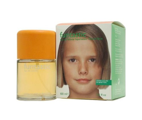 Funtastic Girl By Benetton For Women. Eau De